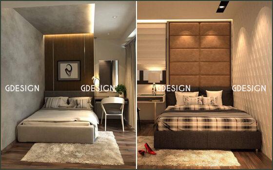 Thiết kế thi công nội thất Homestay Quận 7