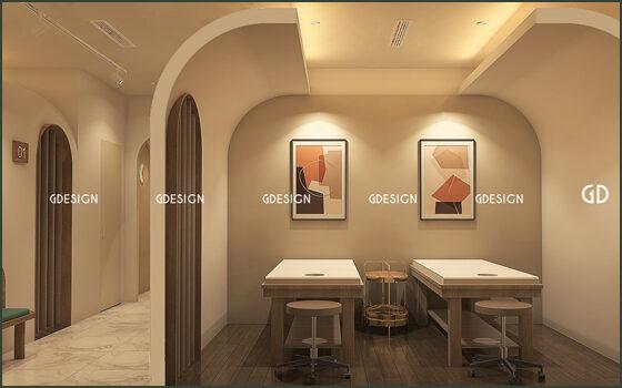 Thiết kế thi công trọn gói Boo Yang Spa & Clinic